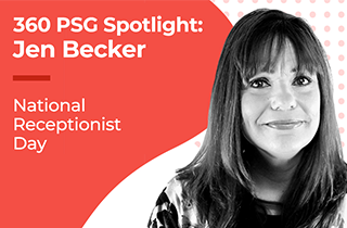 National Receptionist Day: Jen Becker
