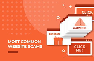 Most Common Website Scams