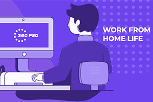 Working Remotely with 360PSG