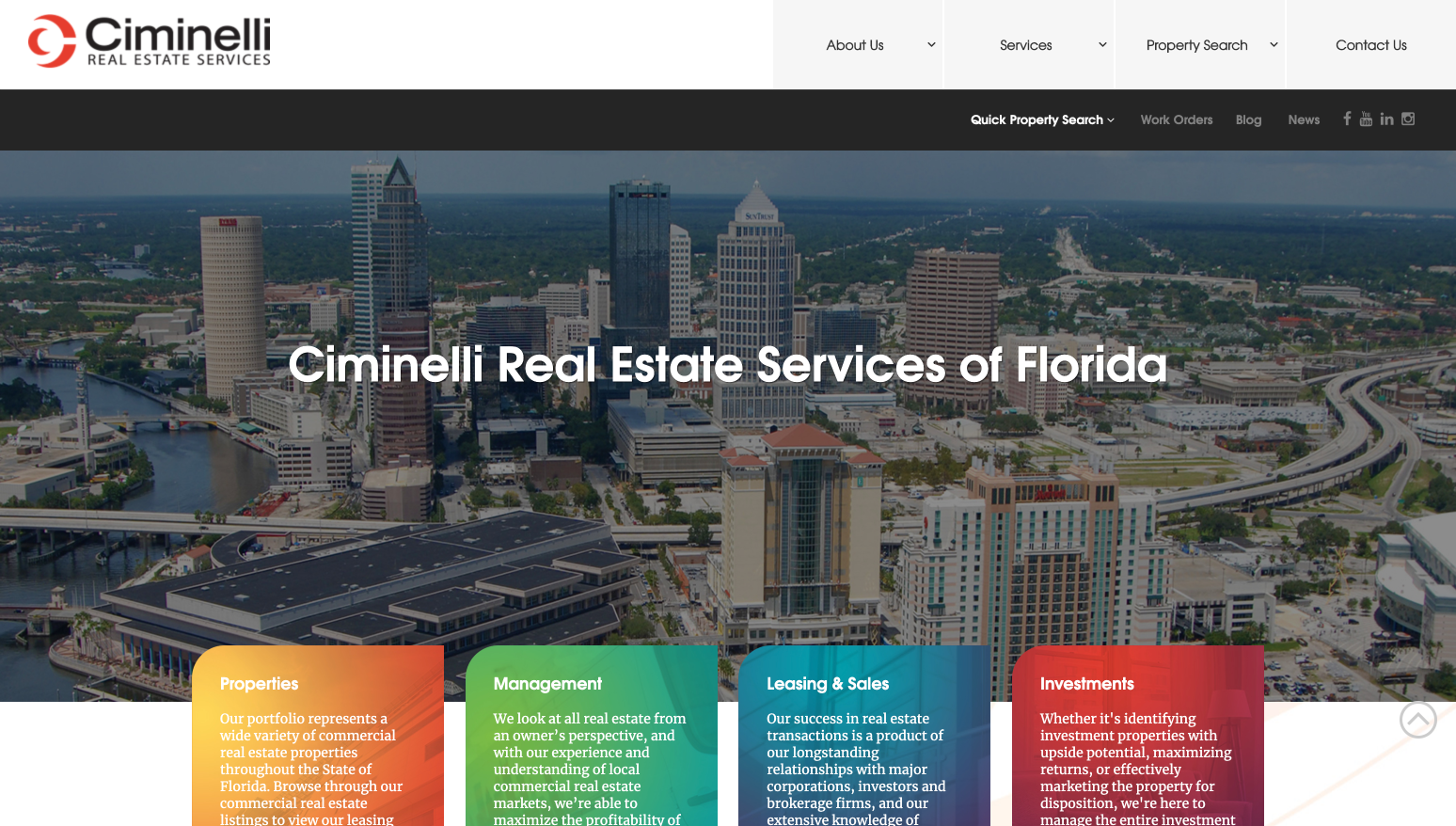 Ciminelli Real Estate Services of Florida