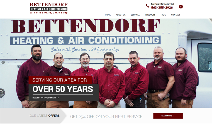 Bettendorf Heating and Air Conditioning