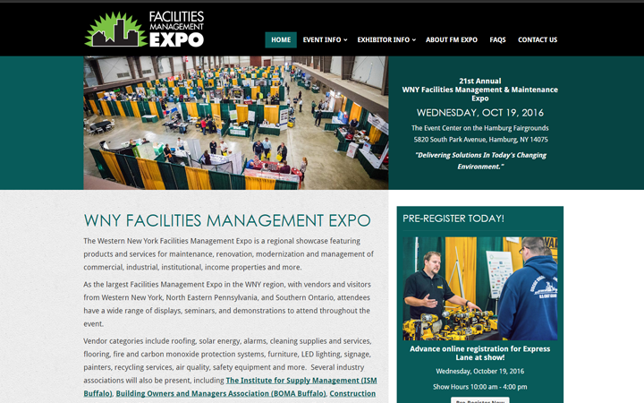 WNY Facilities Management Expo