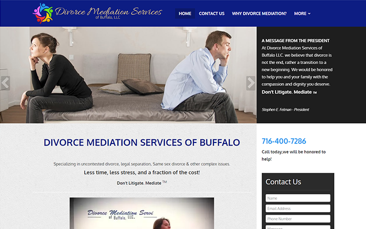 Divorce Mediation Services of Buffalo, LLC