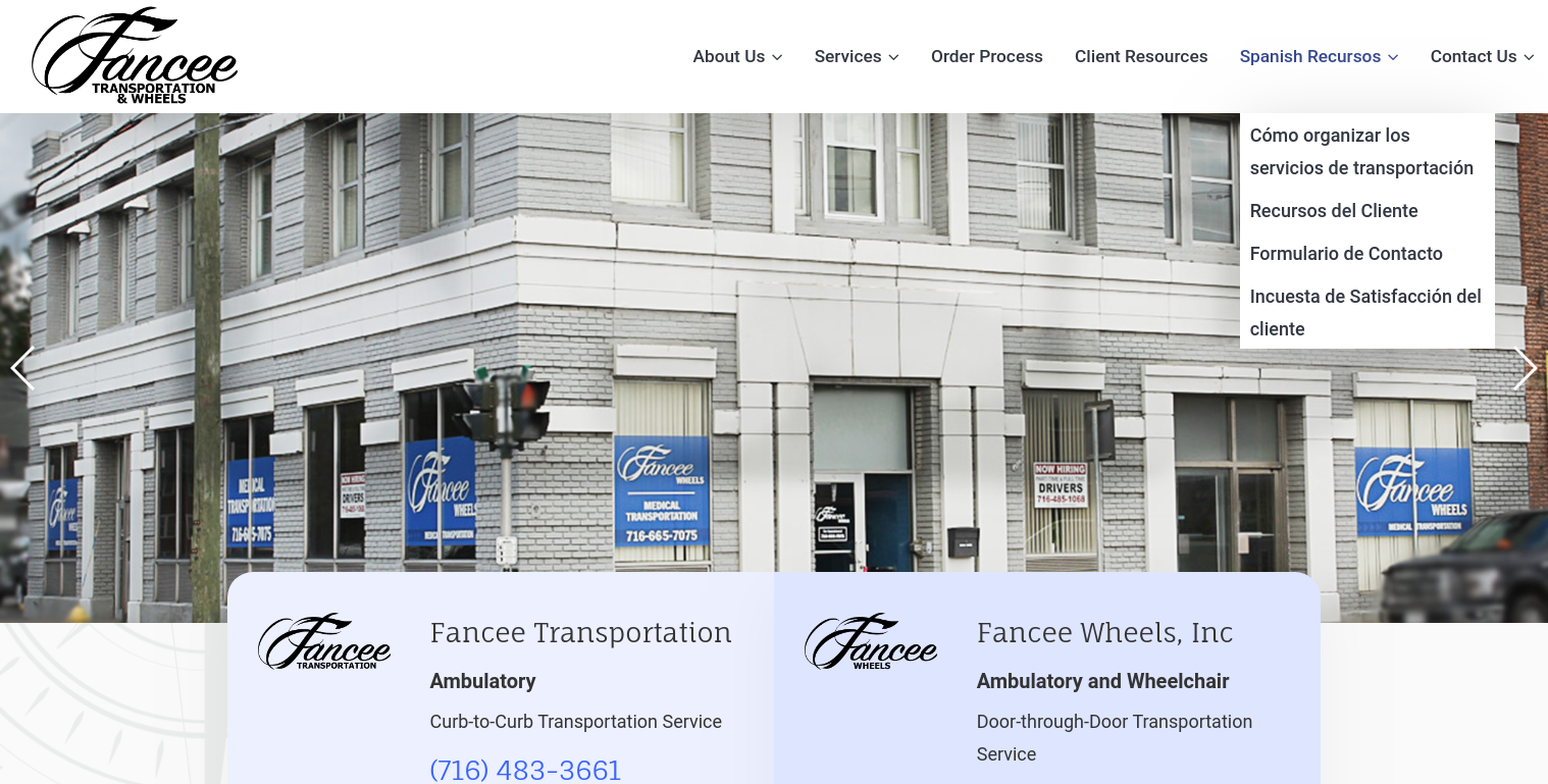 Fancee Transportation & Wheels