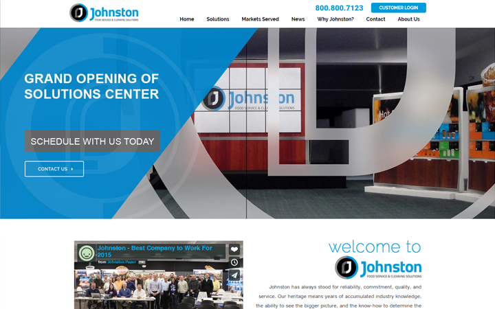 Johnston Food Service & Cleaning Solutions