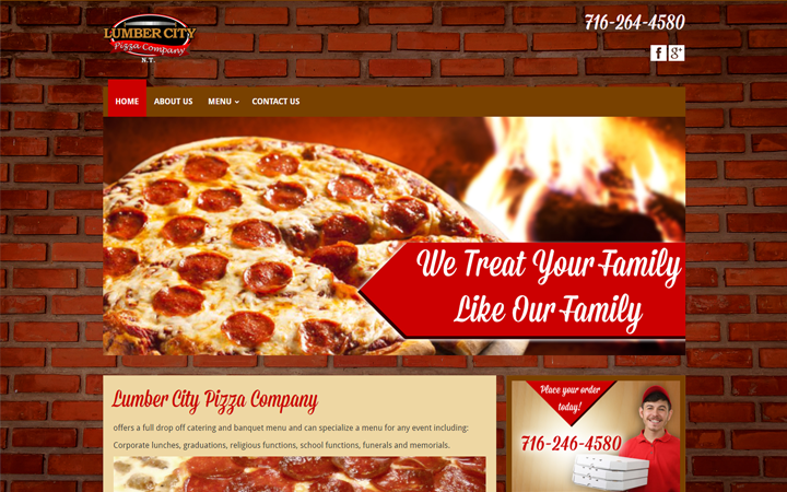 Lumber City Pizza Company
