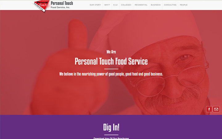 Personal Touch Food Service