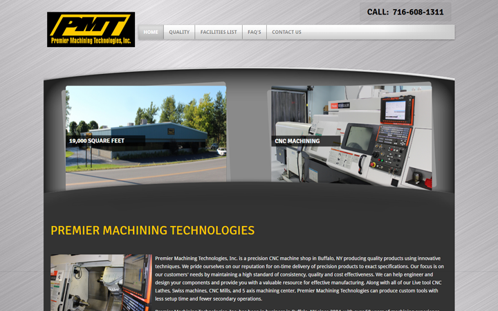 Premier Machining Technologies