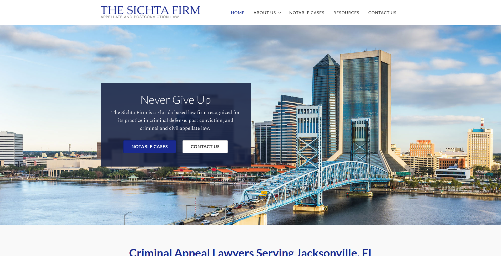The Sichta Firm