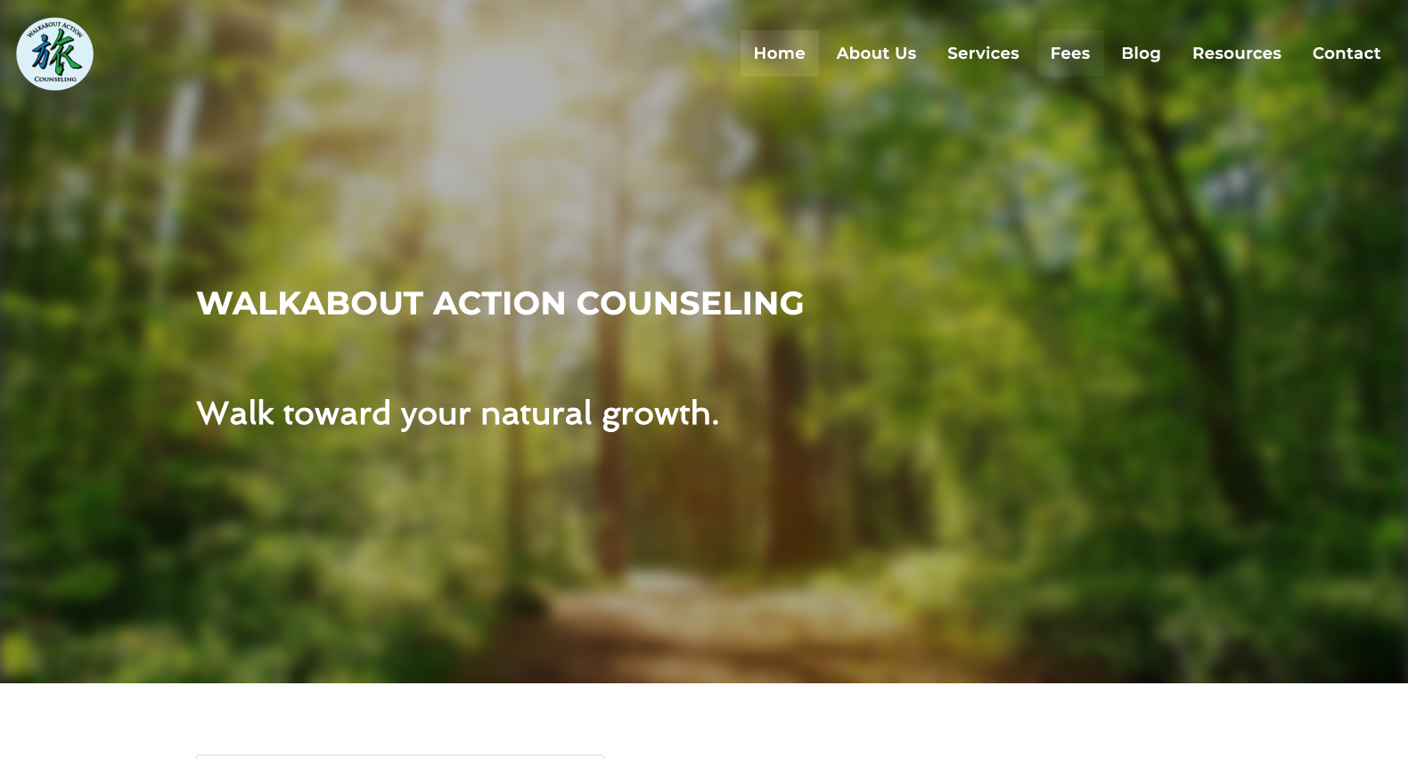 Walkabout Action Counseling