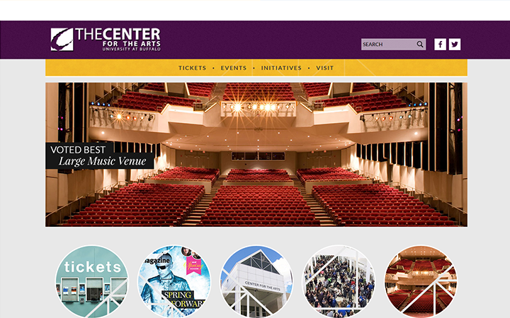 UB Center for the Arts