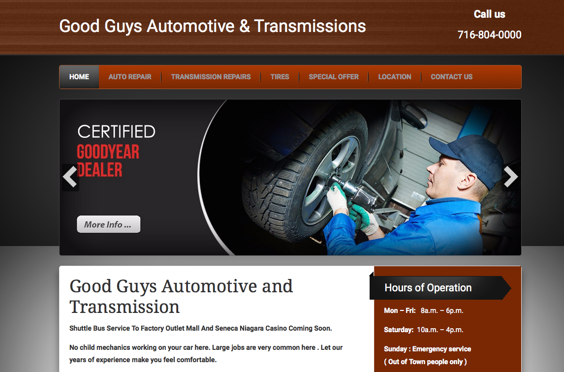 Good Guys Automotive & Transmissions