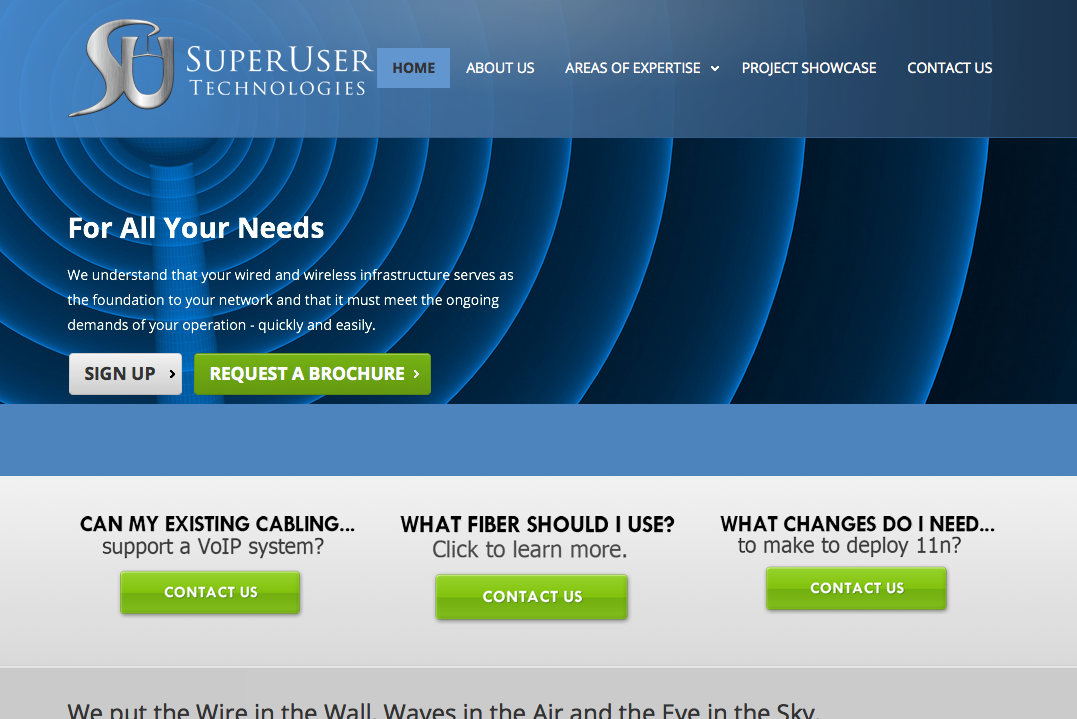 SuperUser Technologies