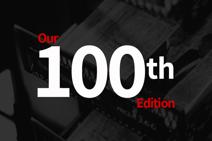 The 100th Edition of Digital Digest and Its Revamp