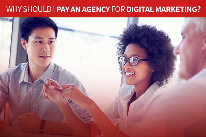 Why Should I Pay An Agency For Digital Marketing?