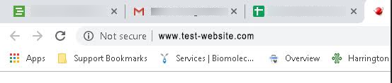 SSL Certificate, best website practices
