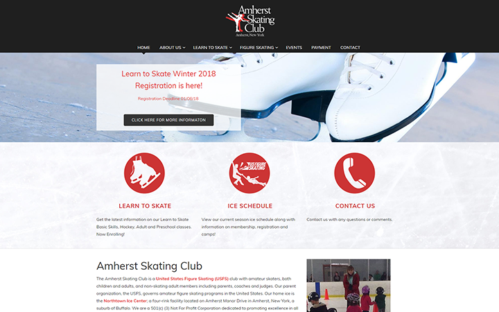 Amherst Skating Club