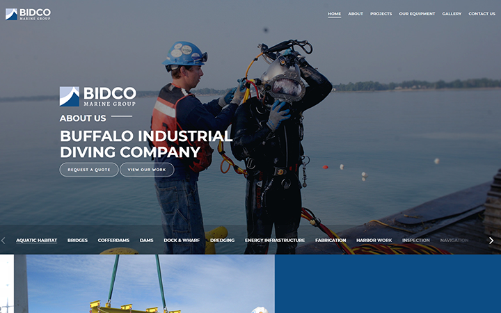 Buffalo Industrial Diving Company