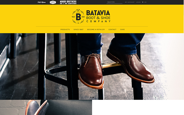 Batavia Boot & Shoe Company