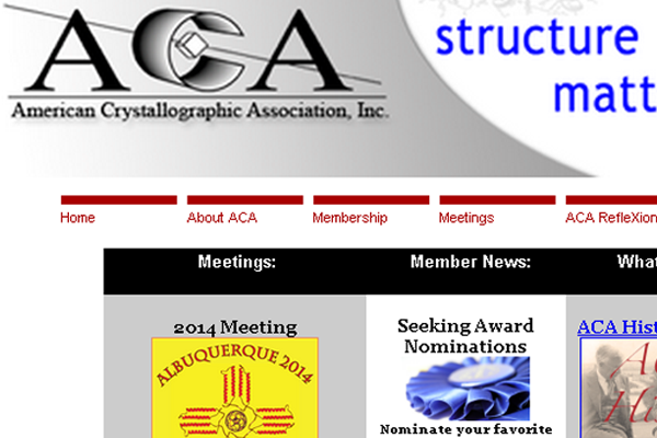 American Crystallographic Association, Inc.
