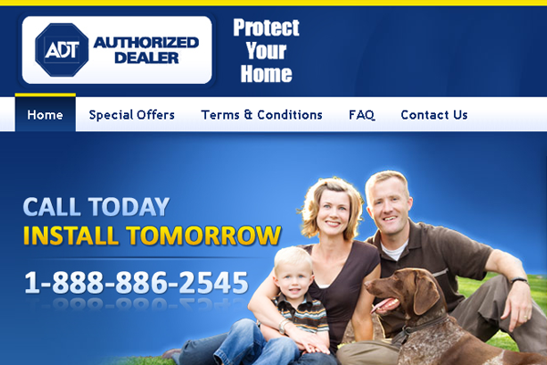 ADT - Protect Your Home