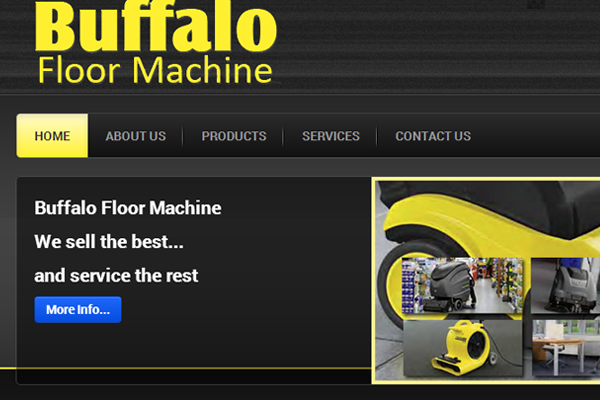 Buffalo Floor Machine