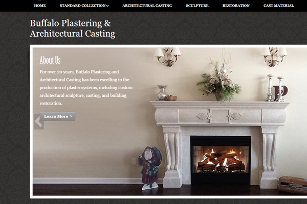 Buffalo Plastering and Architectural Casting