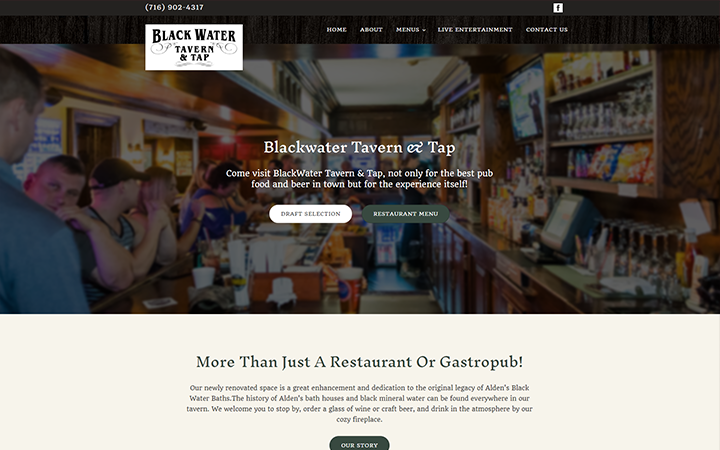 Black Water Tavern & Tap