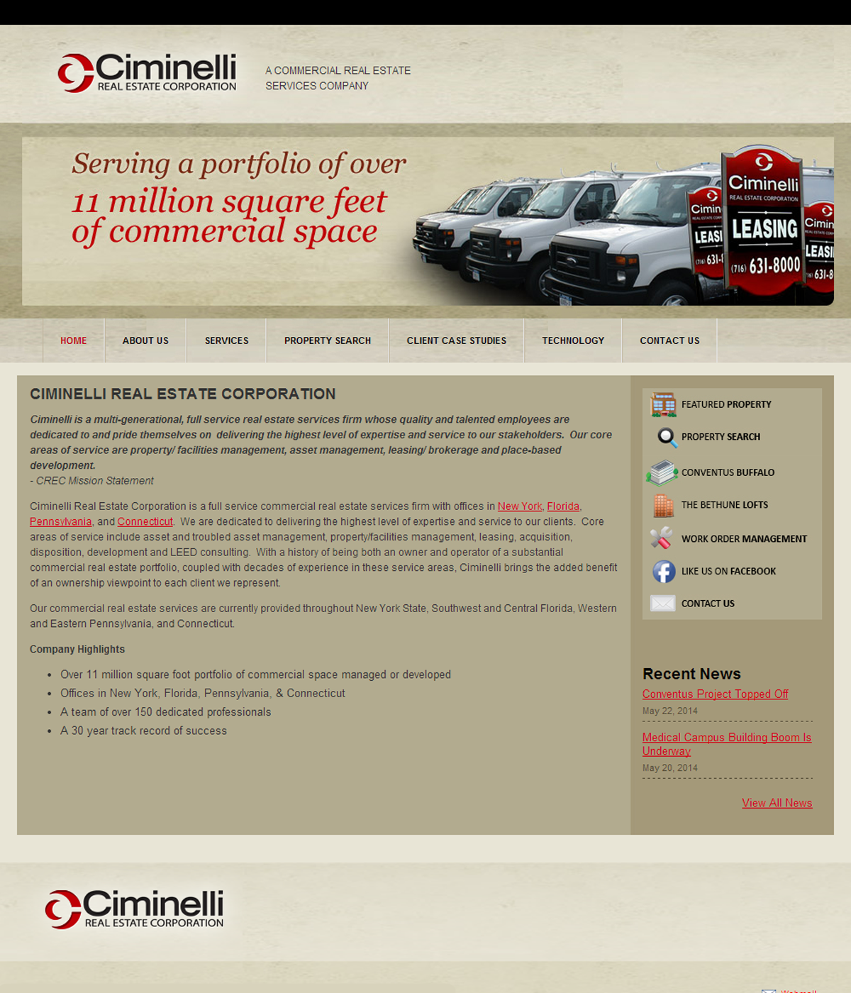 Ciminelli Real Estate Corporation