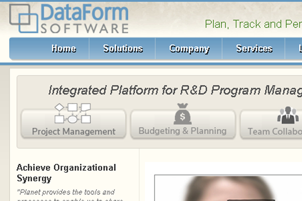Dataform Software