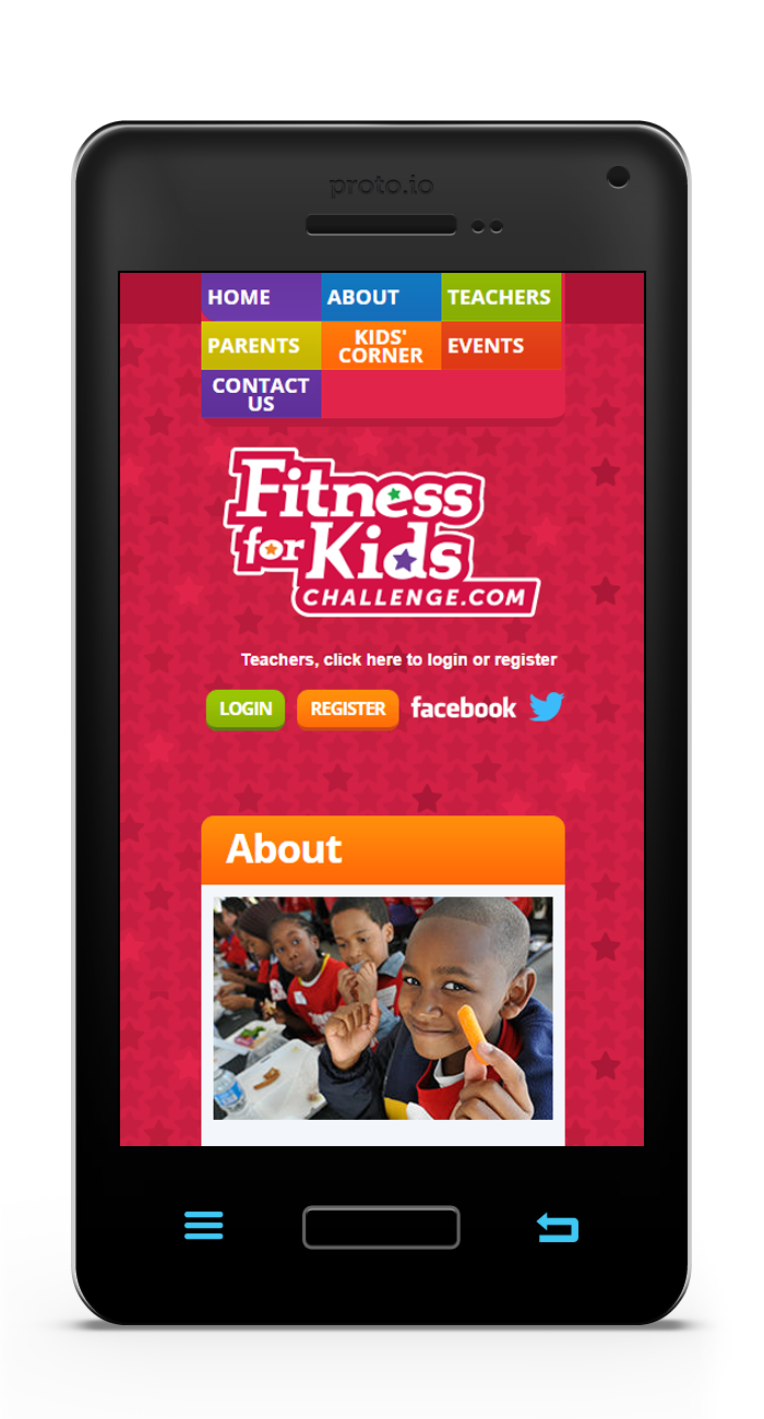 Fitness for Kids Challenge (Independent Health) Mobile
