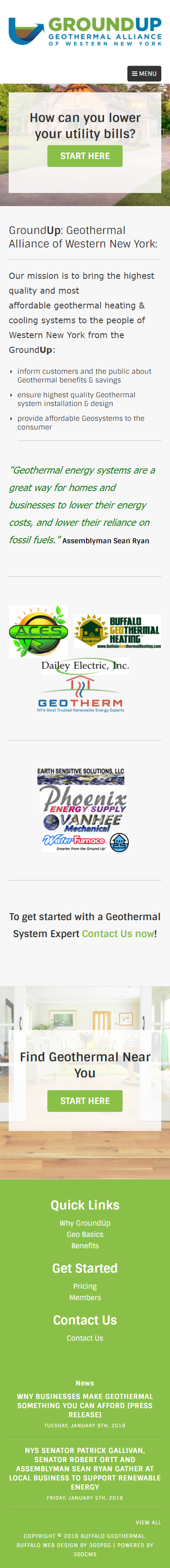 Geothermal Alliance WNY