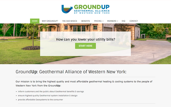 GroundUp: Geothermal Alliance of WNY