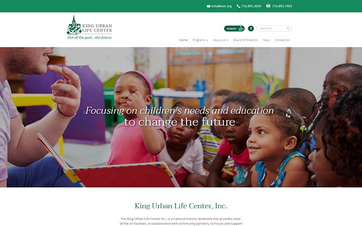 King Urban Life Center