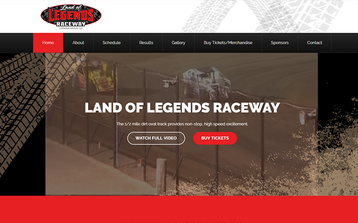 Land of Legends Raceway