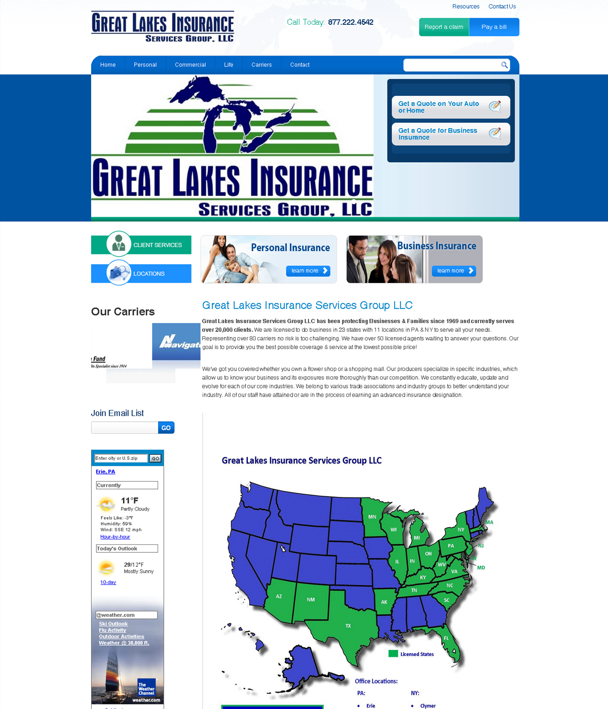 Great Lakes Insurance Services Group, LLC