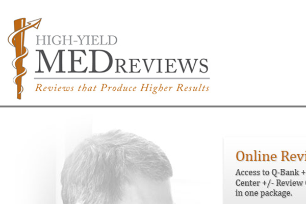 High-Yield MED Reviews