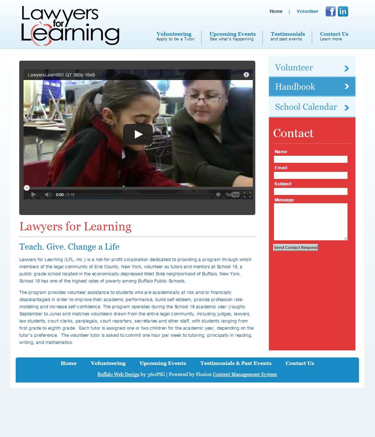 Lawyers for Learning