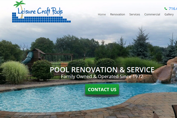Leisure Craft Pools