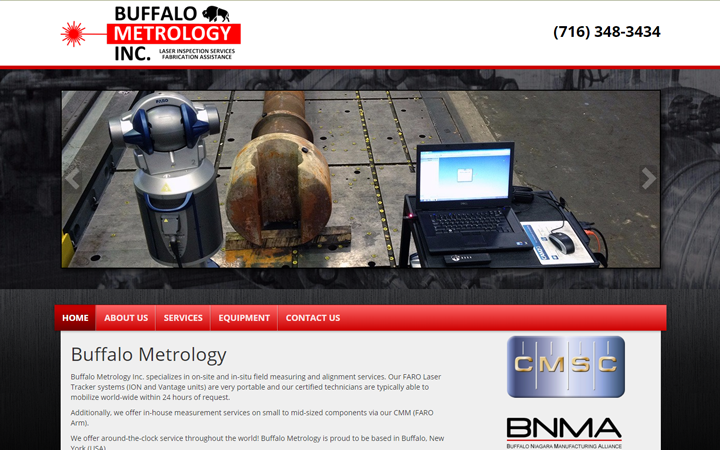 Buffalo Metrology Inc.