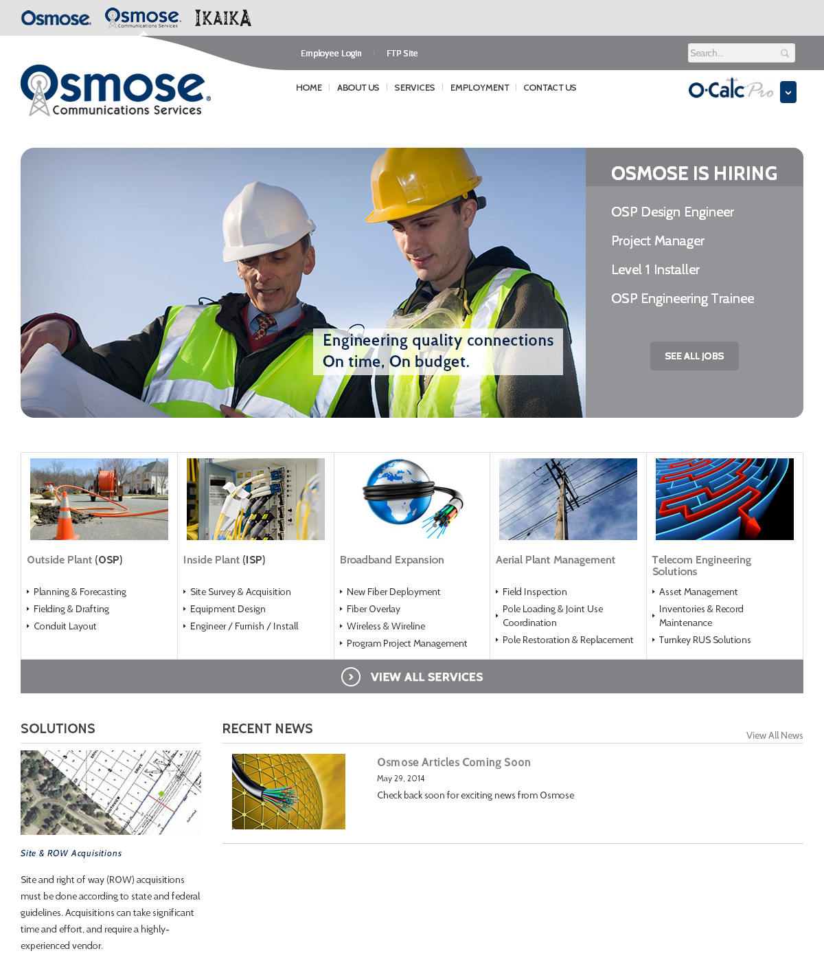 Osmose Communication