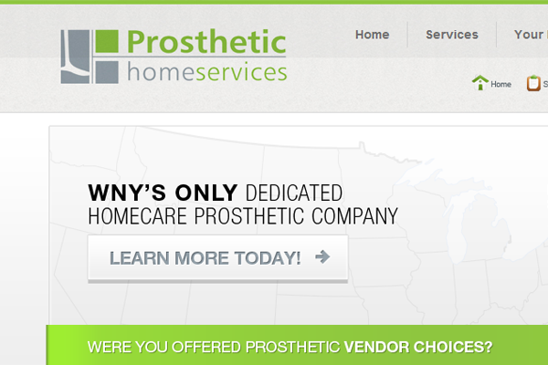 Prosthetic Home Services