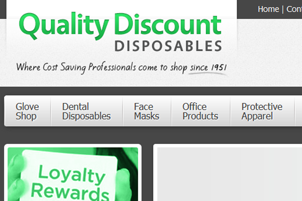 Quality Discount Disposables