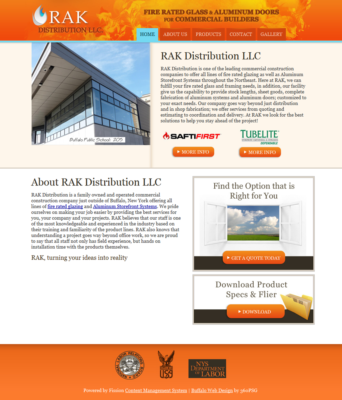 RAK Distribution