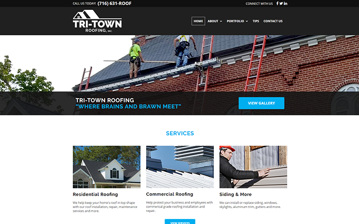 Tri-Town Roofing, Inc.