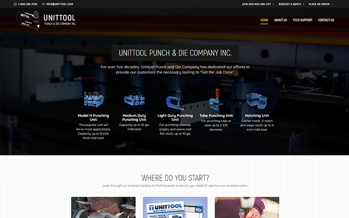 Unittool Punch & Die Company Inc.