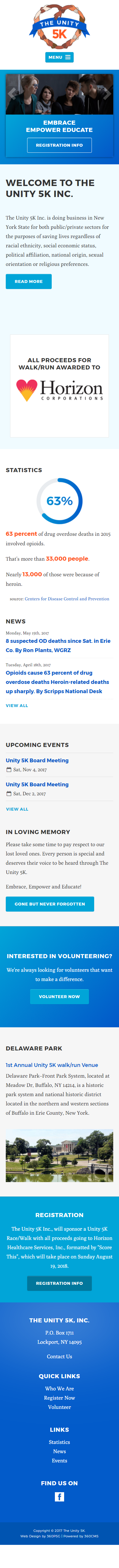 Unity 5K Mobile