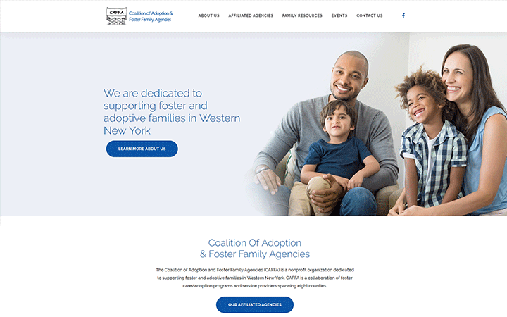 Coalition of Adoption and Foster Family Agencies (WNYCAFFA)