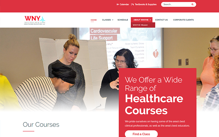 WNY Healthcare Education