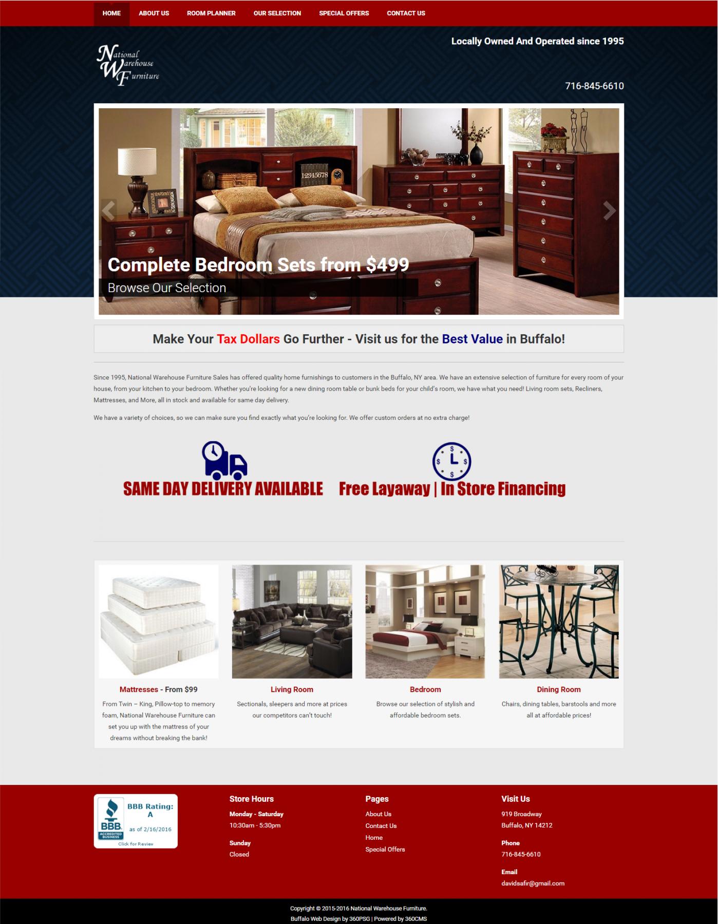 Good Visit National Warehouse Furniture Sales